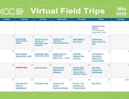 Virtual Family Field Trips